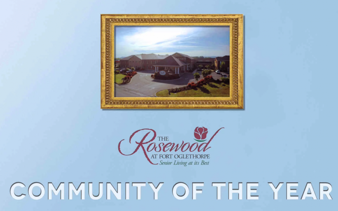 Regency's Community of the Year!