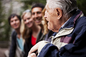 Sharing Life Stories Useful to Tennessee Seniors