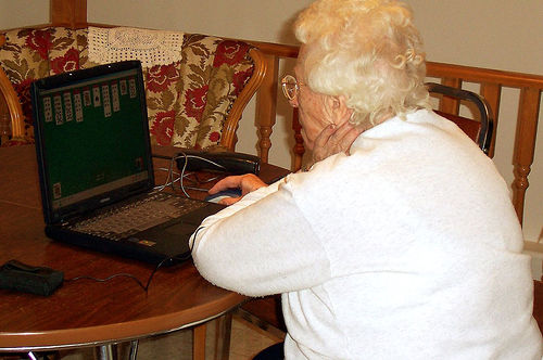 Seniors Are Empowered By Social Media