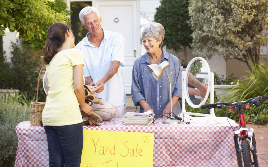 7 Methods for Downsizing and Transitioning into Senior Living