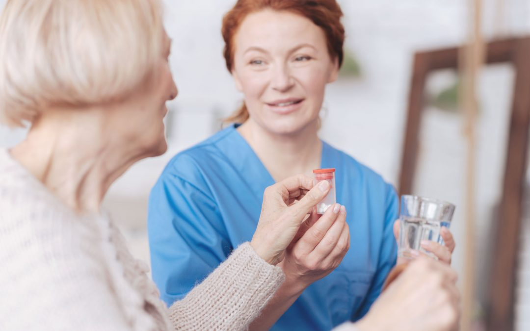 Managing Medications for Residents in an Assisted Living Community