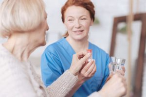Jackson Assisted Living Community Senior Medication