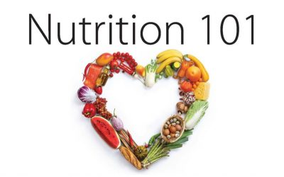 Join us for Nutrition 101