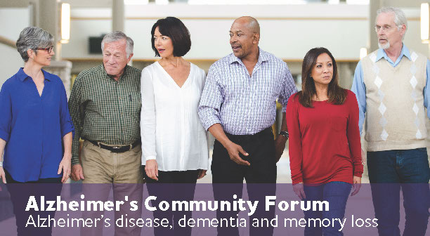 Alzheimer's Community Forum