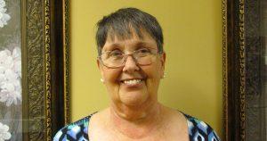 Regency Jackson volunteer Wanda Reams