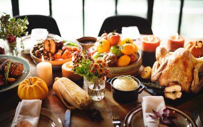 Regency's Thanksgiving Family Dinner