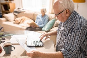 You and your Jackson assisted living community neighbors can employ these tips on tax breaks for seniors to save money!