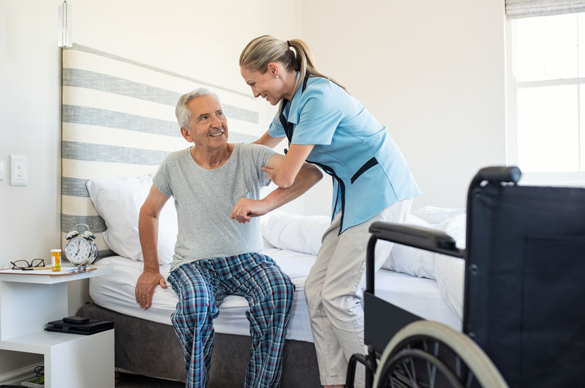 Independent senior living at Regency Jackson means you have access to healthcare if you need it!