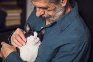 Enjoy pet friendly assisted living Jackson