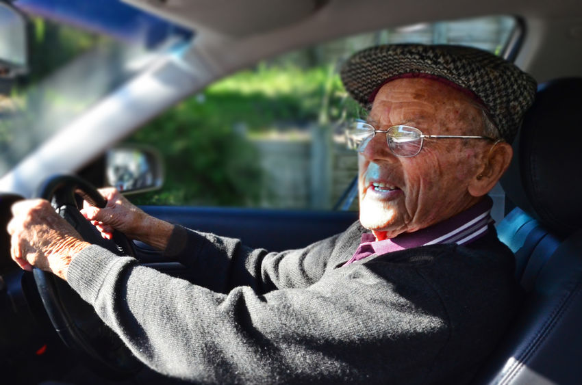 When Seniors Should Stop Driving