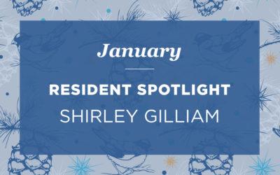 Shirley Gilliam