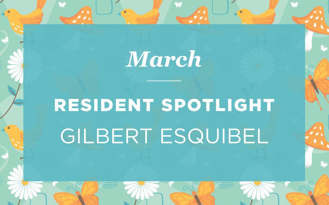 Gilbert Esquibel