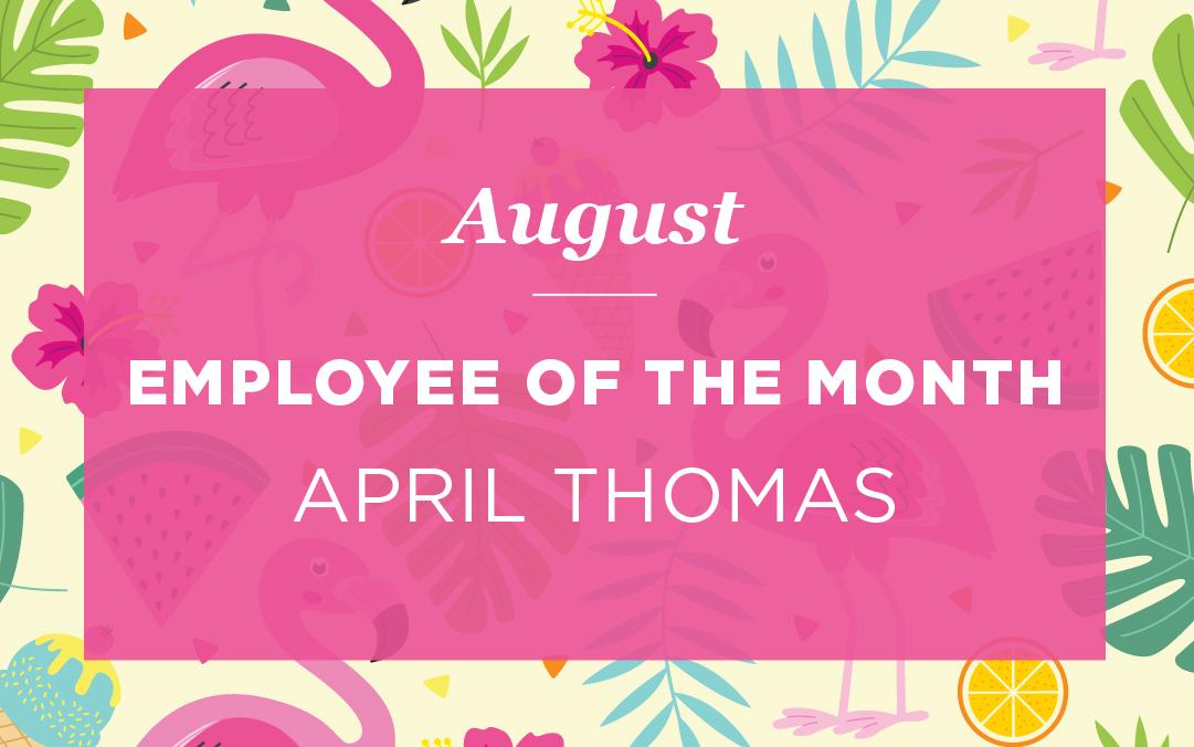 April Thomas