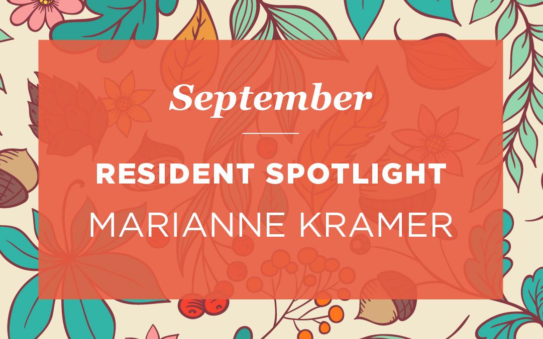 Marianne Kramer