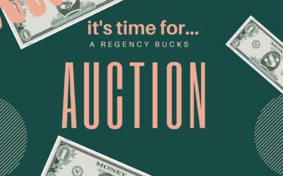 Regency Bucks Auction